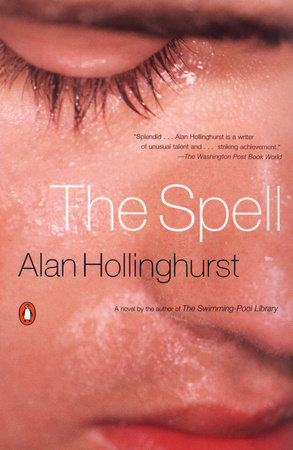 The cover of the book The Spell