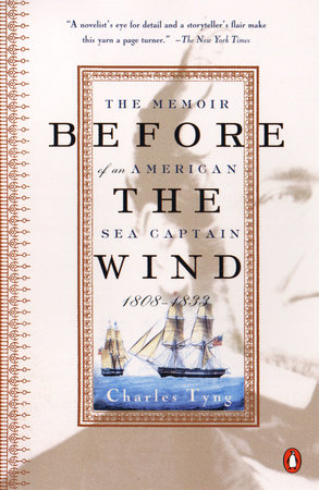 Before the Wind by Charles Tyng