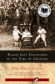 Places Left Unfinished at the Time of Creation