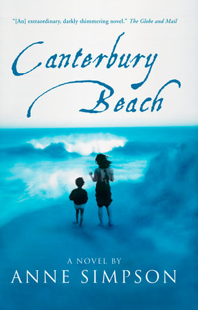 Canterbury Beach by Anne Simpson
