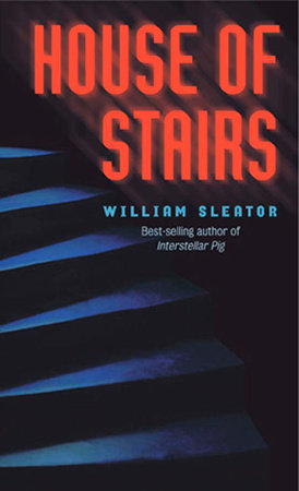 The cover of the book House of Stairs