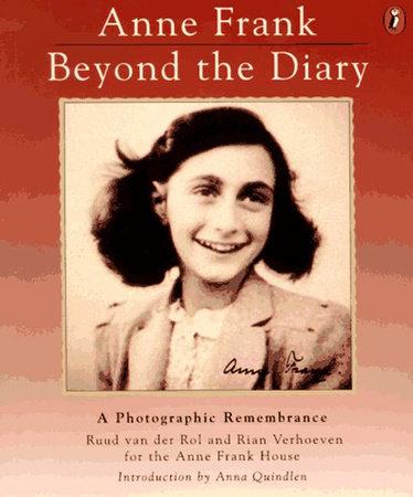 Anne Frank by Ruud Van der Rol and Rian Verhoeven
