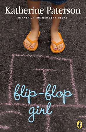 The Flip-flop Girl by Katherine Paterson
