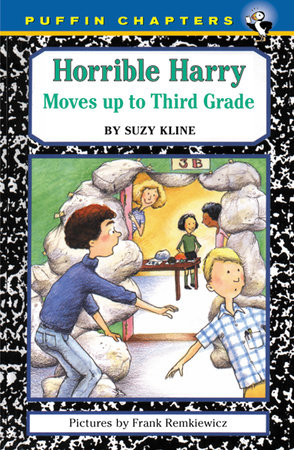 Horrible Harry Moves up to Third Grade by Suzy Kline