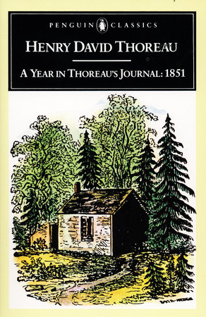 A Year in Thoreau's Journal by Henry David Thoreau
