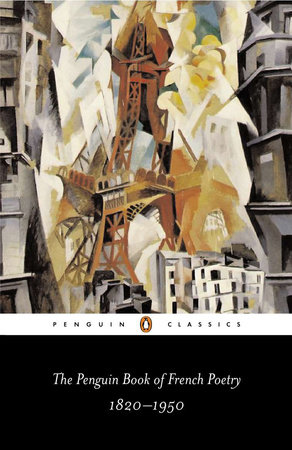 The cover of the book The Penguin Book of French Poetry