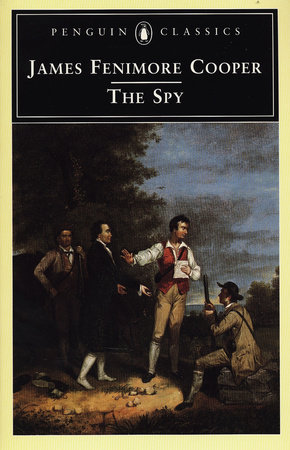 The Spy by James Fenimore Cooper