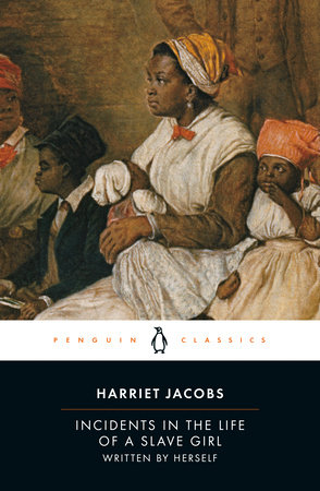 The cover of the book Incidents in the Life of a Slave Girl