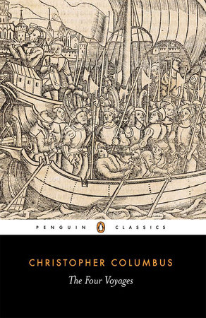 The Four Voyages by Christopher Columbus
