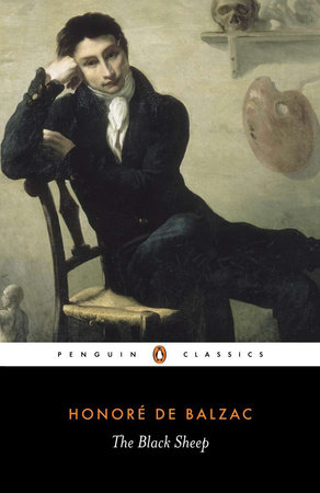 The Black Sheep by Honore de Balzac