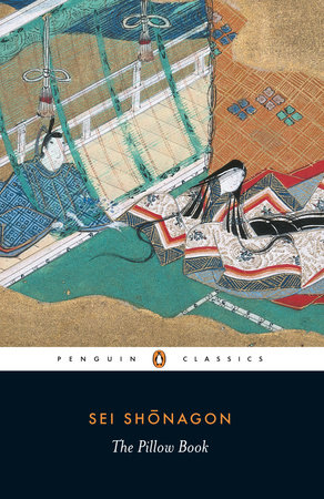 The Pillow Book by Sei Shonagon