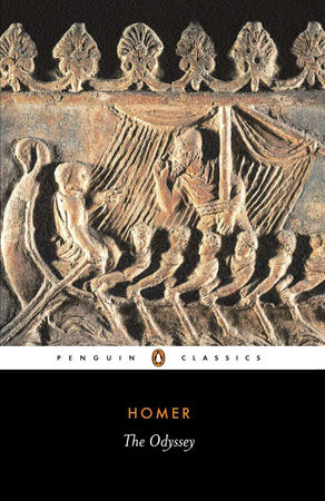 The cover of the book The Odyssey