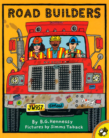 SE The Road Builders by B.G. Hennessy