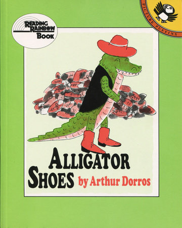 Alligator Shoes by Arthur Dorros