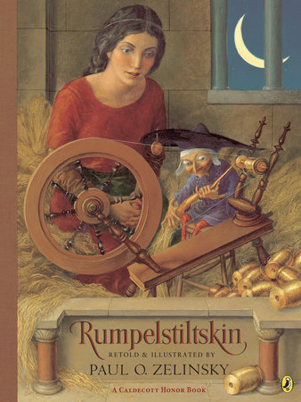 Rumpelstiltskin by The Brothers Grimm