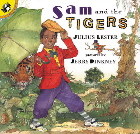 PP Sam and the Tigers by Julius Lester