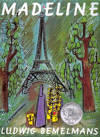 Madeline Book Cover Picture
