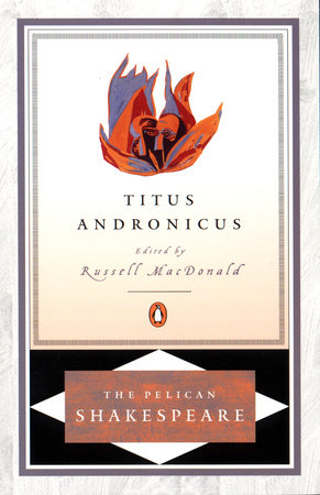 Titus Andronicus Book Cover Picture