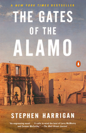 The Gates of the Alamo Book Cover Picture