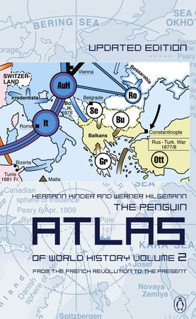 The Penguin Atlas of World History