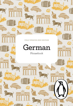The Penguin German Phrasebook by Jill Norman, Ute Hitchin and Renata Henkes