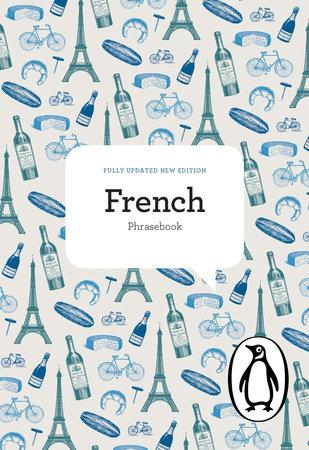 The Penguin French Phrasebook by Jill Norman, Henri Orteu and Silva De Benedictis