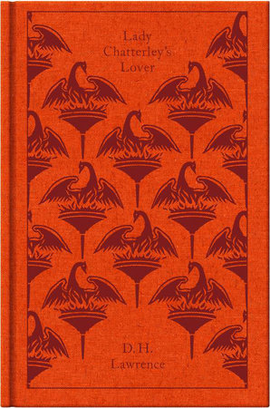 Lady Chatterley's Lover Book Cover Picture