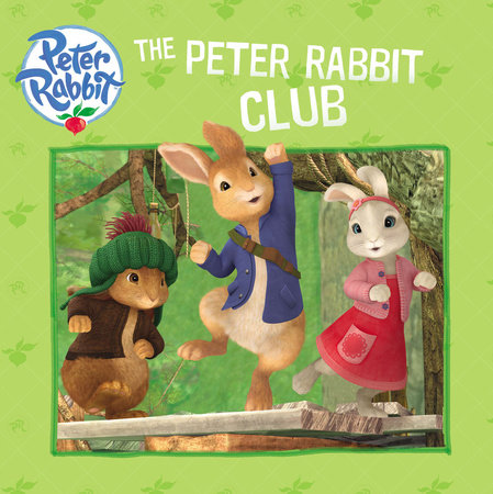 The Peter Rabbit Club by Warne