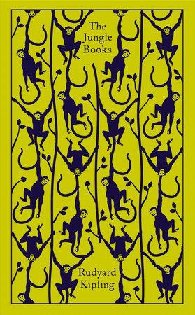 The Jungle Books Book Cover Picture