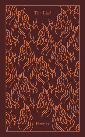 The Iliad Book Cover Picture