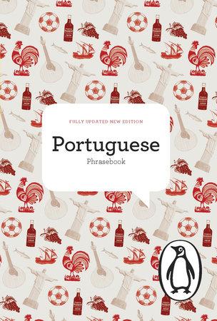 The Penguin Portuguese Phrasebook by Jill Norman and Antonio de Figueiredo