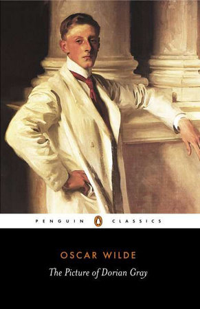 The Picture of Dorian Gray Book Cover Picture