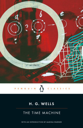 The cover of the book The Time Machine