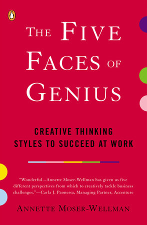 The Five Faces of Genius