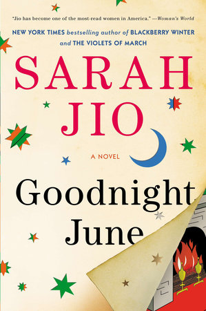 Goodnight June Book Cover Picture