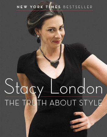 The Truth About Style Book Cover Picture