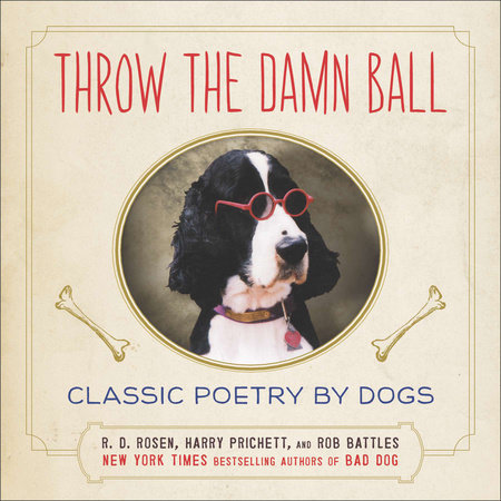 Throw the Damn Ball by R. D. Rosen, Harry Prichett and Rob Battles