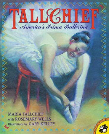Tallchief by Maria Tallchief and Rosemary Wells