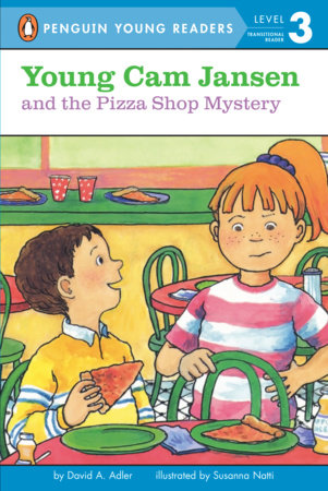 Young Cam Jansen and the Pizza Shop Mystery by David A. Adler