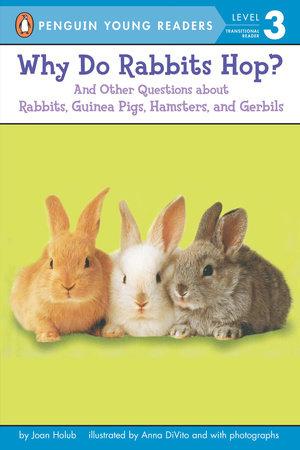 Why Do Rabbits Hop? by Joan Holub