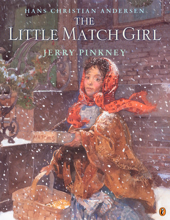 The Little Match Girl Book Cover Picture