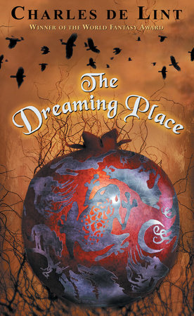 The cover of the book The Dreaming Place
