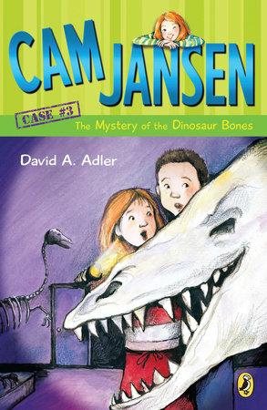 Cam Jansen: The Mystery of the Dinosaur Bones #3 by David A. Adler