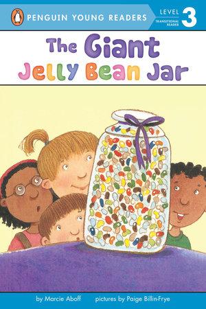 The Giant Jellybean Jar by Marcie Aboff