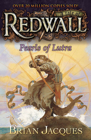 Pearl of Lutra cassettes by Brian Jacques
