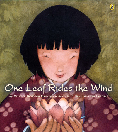 One Leaf Rides the Wind by Celeste Mannis