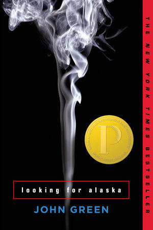 The cover of the book Looking for Alaska