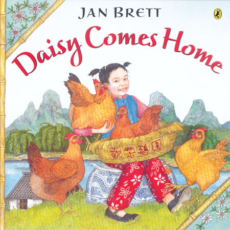 Daisy Comes Home by Jan Brett