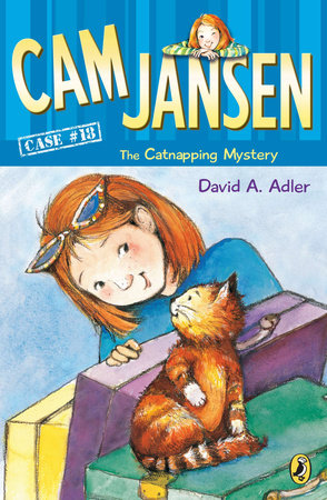 Cam Jansen: The Catnapping Mystery #18 by David A. Adler