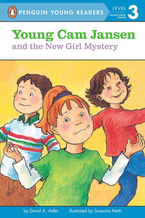 Young Cam Jansen and the New Girl Mystery by David A. Adler